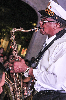 New Orleans Spice Brass Band
